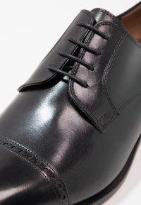 Fratelli Rossetti - Smart lace-ups - black - 5