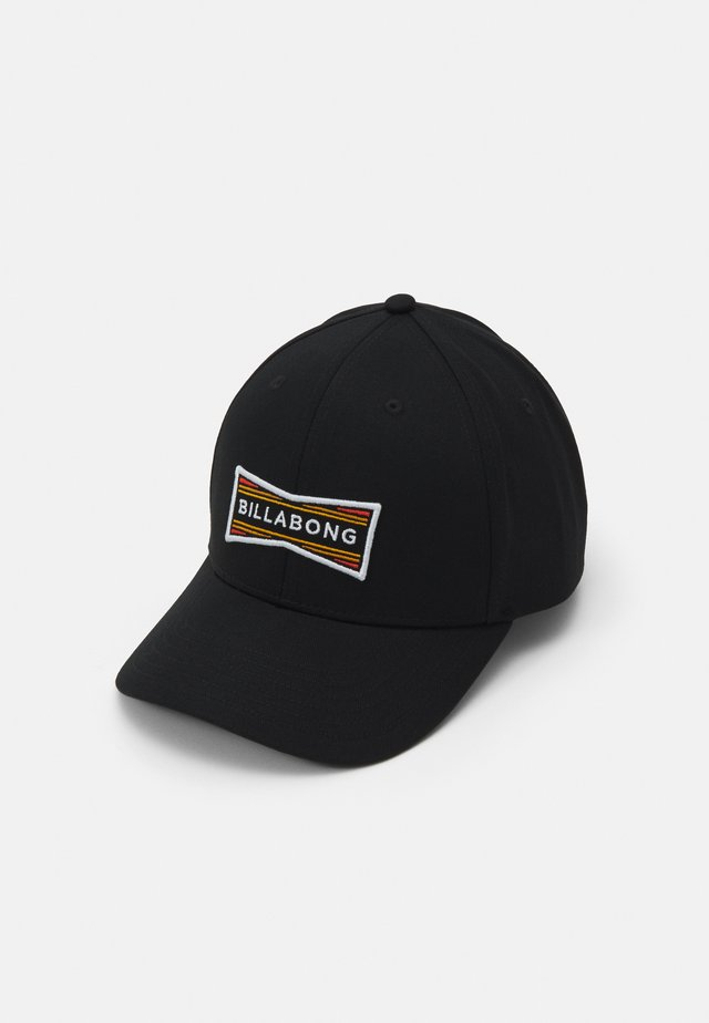WALLED SNAPBACK UNISEX - Caps - black