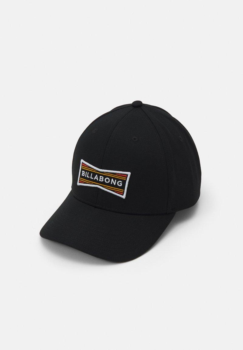 Billabong - WALLED SNAPBACK UNISEX - Cap - black