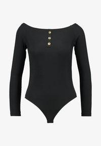 Ivyrevel - OFF SHOULDER - Long sleeved top - black - 4