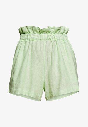 NEWNESS WEBEX - Shorts - green