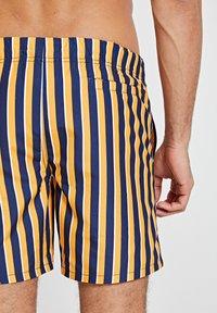 Shiwi - Swimming shorts - satsuma spritz yellow - 3