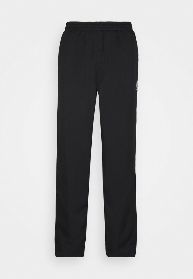 PANT PETER - Pantalon de survêtement - black