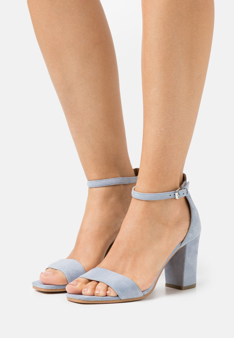 Steven New York - JUDY - Sandals - light blue