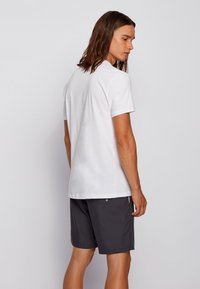 BOSS - T-SHIRT RN SPECIAL - T-Shirt print - white - 1