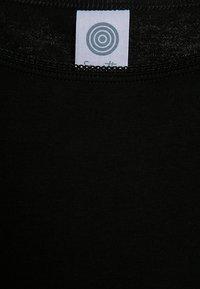 Sanetta - 2 PACK - Undershirt - super black - 2