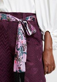 Desigual - PANT TERRY - Spodnie materiałowe - boaba - 4