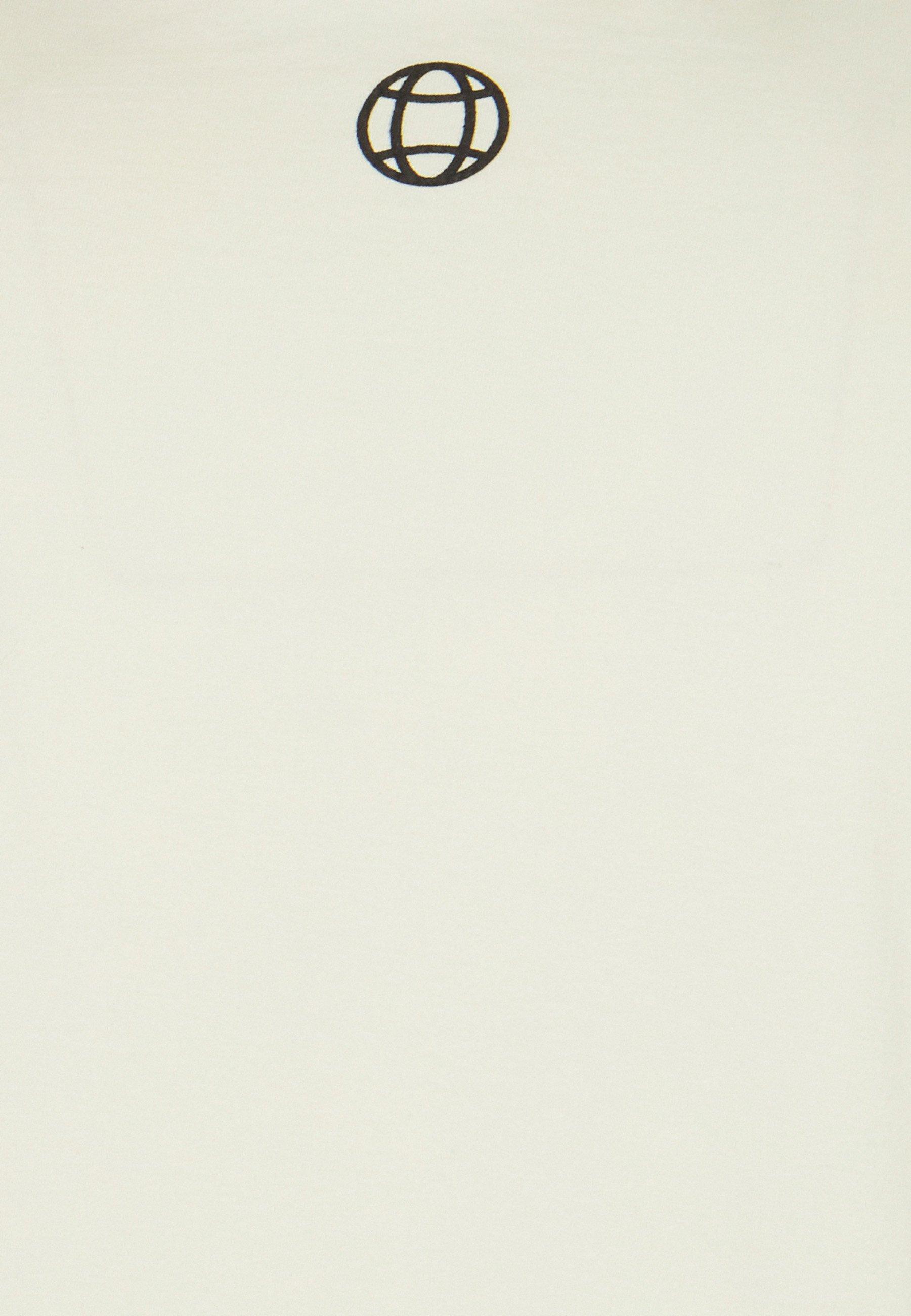 RETHINK Status Print T-shirt - aloe wash JiRKQ