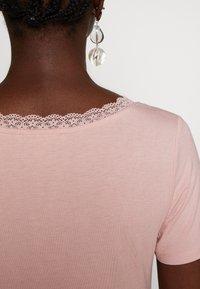 Anna Field - Basic T-shirt - pale mauve - 3