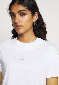 Holzweiler - SUZANA TEE - Basic T-shirt - white - 3