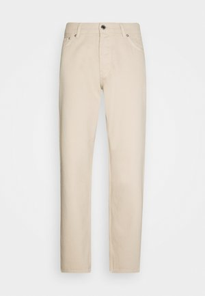 SWEET UNISEX - Relaxed fit jeans - ecru