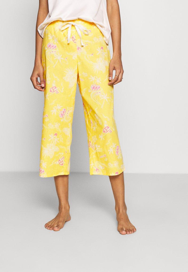 Marks & Spencer London - DEAL - Pyjama bottoms - buttercup
