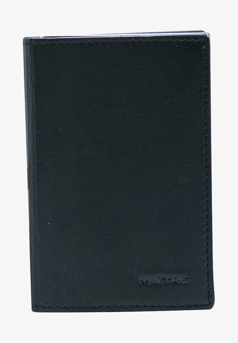 MAITRE - F3 C-ONE E-CAGE SV8O - Wallet - black