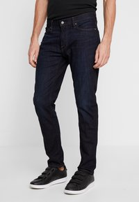 Abercrombie & Fitch - Slim fit jeans - blue denim - 0