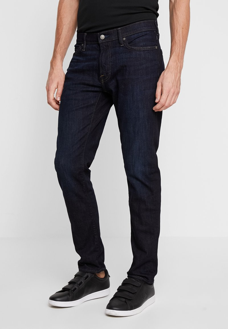 Abercrombie & Fitch - Slim fit jeans - blue denim