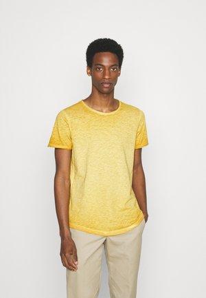 KURZARM - Basic T-shirt - yellow