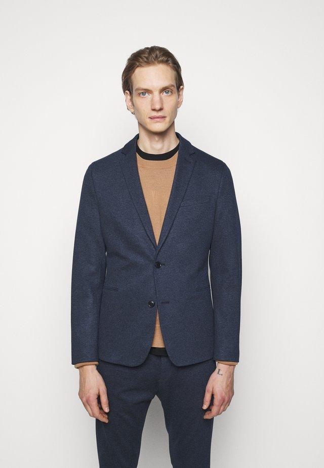 HURLEY - Veste de costume - dark blue