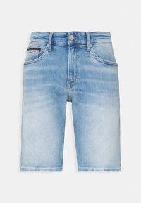 SCANTON  - Denim shorts - court light blue