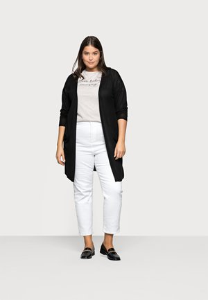 KCSANDY CARDIGAN - Kofta - black deep