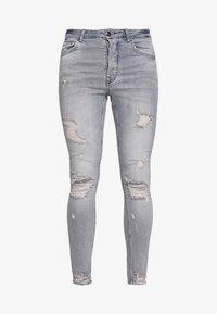 Gym King - Jeans Skinny Fit - light blue denim - 4