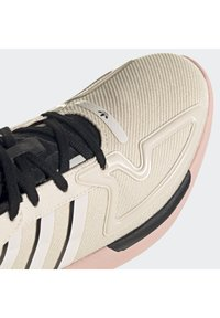 adidas Originals - SPORTS INSPIRED SHOES - Trainers - linen/core black/vapour pink - 7