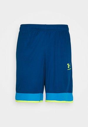 CHALLENGER SHORT - Sportovní kraťasy - graphite blue