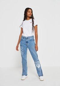 Levi's® - 501® JEANS FOR WOMEN - Jeans a sigaretta - luxor indigo - 4