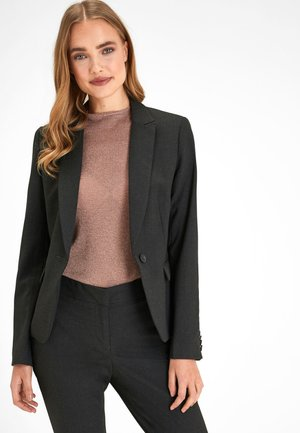 SINGLE BREASTED TAILORED FIT - Bleiseri - grey