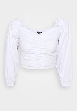 BARDOT - Blouse - white
