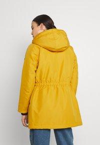 ONLY - ONLIRIS  - Zimní kabát - tawny olive - 3