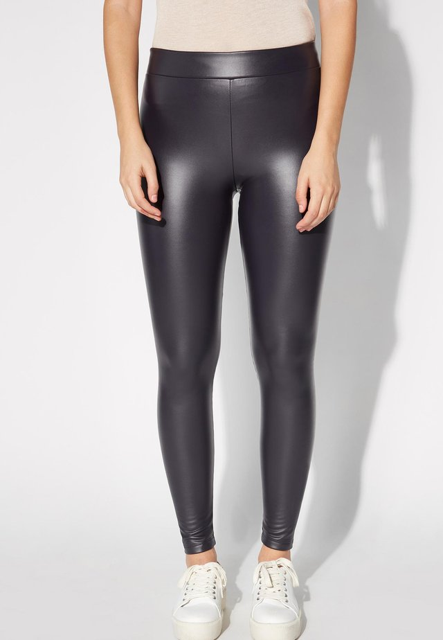 THERMO - Leggings - Trousers - lavagna