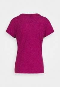 adidas Performance - WINNERS TEE - Print T-shirt - berry - 6