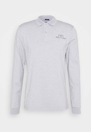 BRIDGE REG FIT GOLF - Poloshirt - stone grey melange