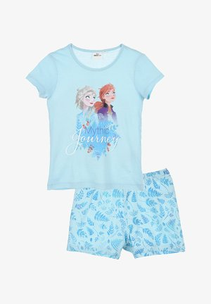 EISKÖNIGIN ANNA & ELSA - Pyjama set - blau