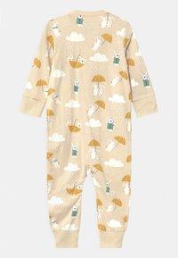Lindex - RABBIT STORY UNISEX - Pyjamas - light beige - 1