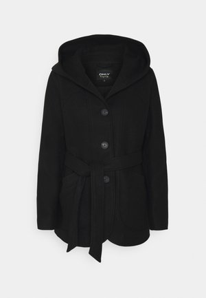 ONLCHANETT JACKET  - Classic coat - black