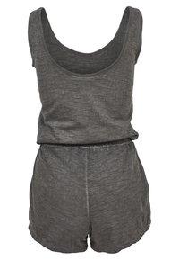 Urban Classics - LADIES COLD DYE - Jumpsuit - grey - 2
