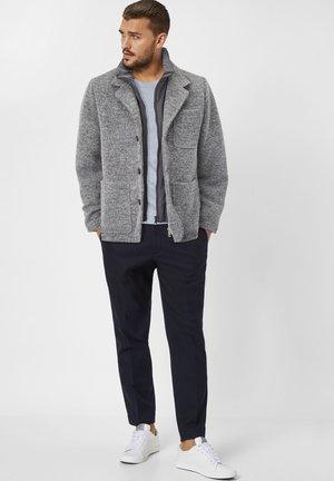 Light jacket - light grey melange