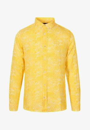 WAVES - Chemise - yellow