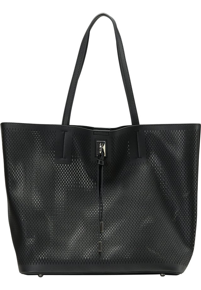 SHOPPER - Shopping Bag - schwarz