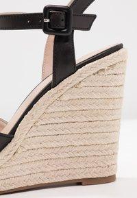 ALDO - YBELANI - High heeled sandals - black - 2