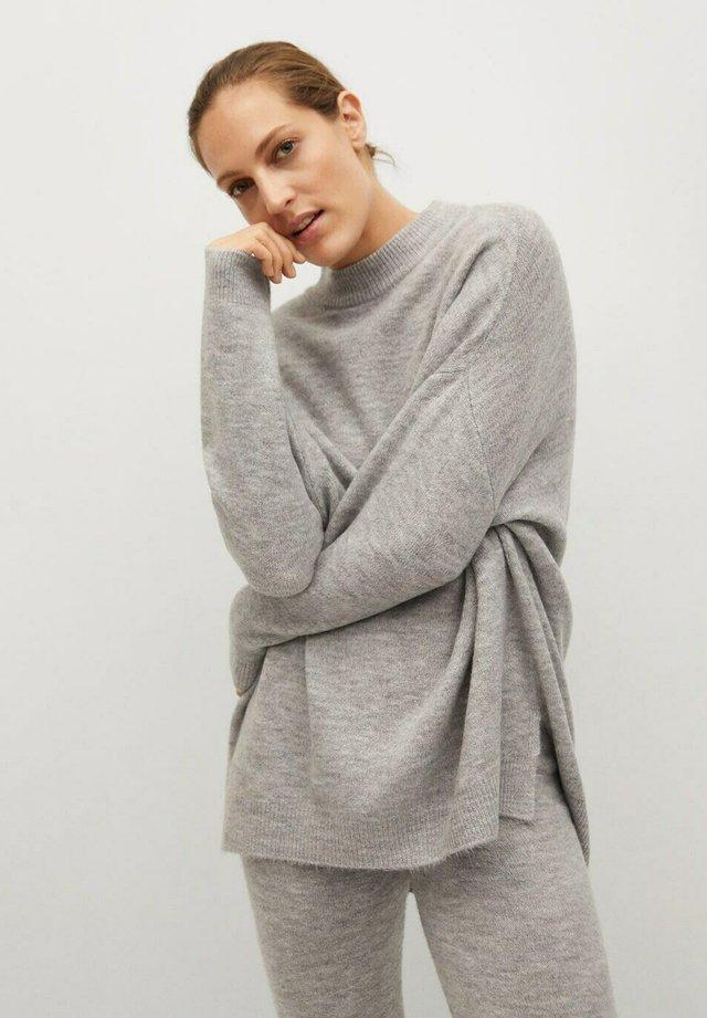 Sweter - grijs