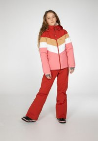 Protest - Snowboard jacket - think pink - 1