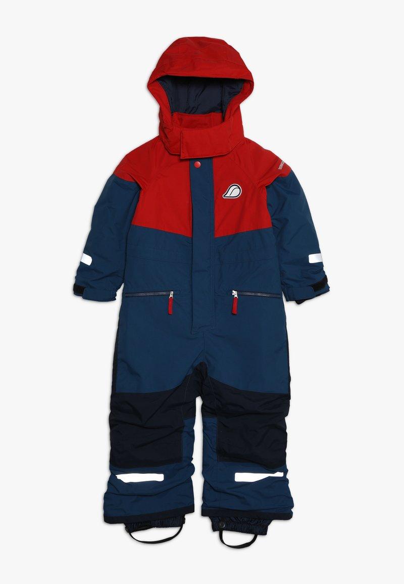 Didriksons - CORNELIUS KID'S COVERALL - Snowsuit - hurricance blue
