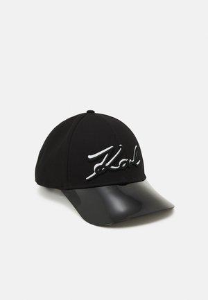 SIGNATURE VISOR - Caps - black