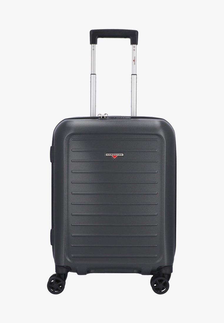 Hardware - Wheeled suitcase - steel grey
