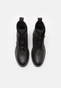 Jack & Jones - JFWNORSE BOOT - Lace-up ankle boots - anthracite - 3