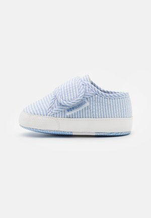 4006 UNISEX - First shoes - white/azure