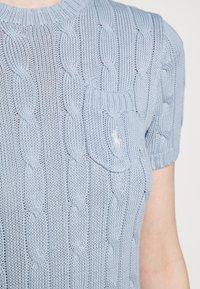 Polo Ralph Lauren - Basic T-shirt - pale blue - 6