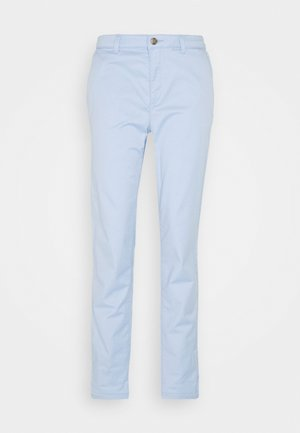 Chinos - pastel blue